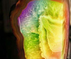 art, inspire, and rainbow image
