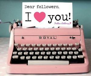 love follow heart image
