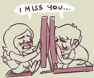 distance and miss you image