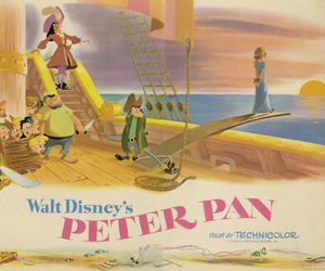 disney, lost boys, and peter pan image