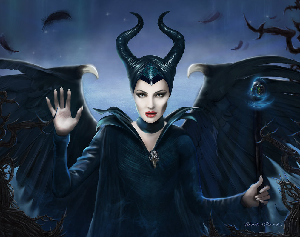 Maleficent Fanart Uploaded By Keepuguessing 1