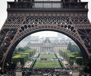 architecture, eiffel, and european image