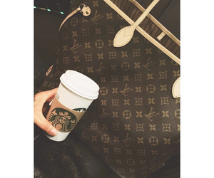 coffee and LV image
