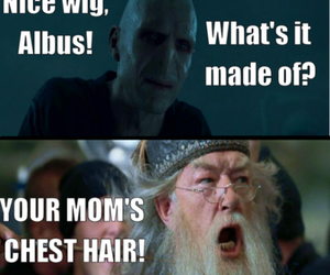 harry potter and mean girls quote image