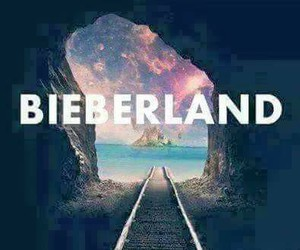 justin bieber and belieber image