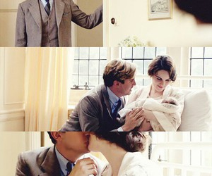 downton abbey, matthew crowley, and mary crowley image