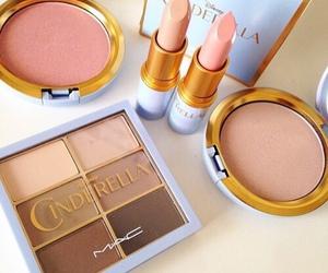 makeup, cinderella, and mac image