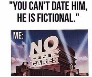 date and fictional character image