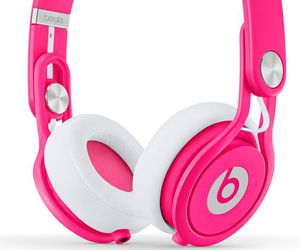 beats, girl, and rosy image