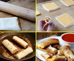 cheese, diy, and Easy image