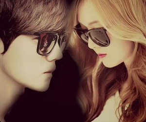 exo, kpop, and hansica image