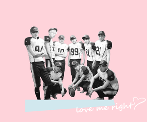 exo and love image
