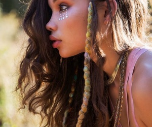 girl, hair, and ashley moore image