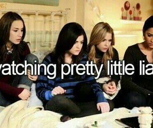 hannah, pretty little liars, and spencer image