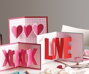 card, diy, and valentine image