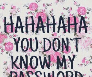 wallpaper, password, and flowers image