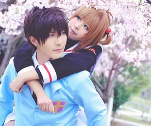 cosplay, sakura card captor, and anime image