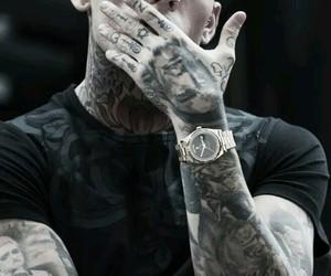 tattoo, boy, and stephen james image