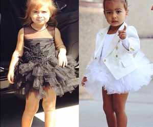adorable, ballet, and north west image