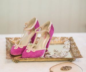 shoes, vintage, and femenine image