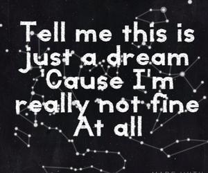 Lyrics, quotes, and amnesia image