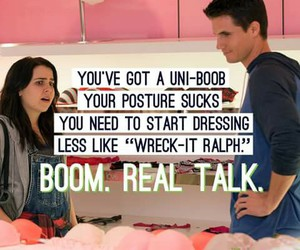 book, funny, and robbie amell image