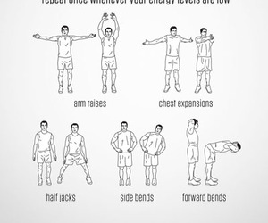 energizer, exercise, and workout image