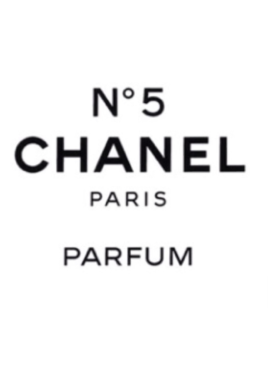 graphic relating to Printable Chanel Logo named Impression in excess of phrases inside Chanel by means of Chantal Migdal upon We Middle It