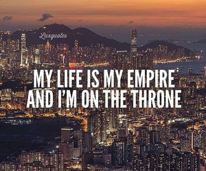 empire, life, and throne image