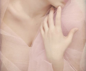 delicate, dreamy, and elegant image