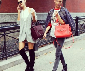 fashion, street style, and woman image