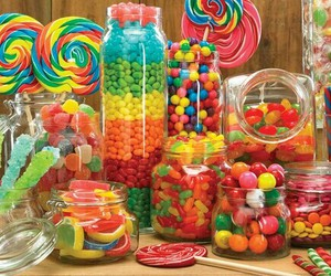 candy, color, and dessert image
