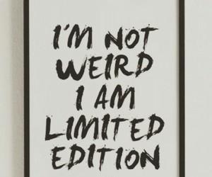 i m not weird image