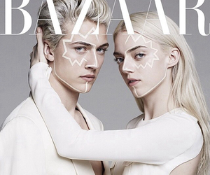 lucky blue smith, model, and pyper america image