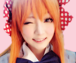 anime, cosplay, and kawaii image