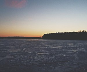 finland, view, and suomi image