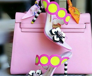 accessories, shoes, and barbie image