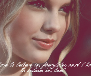 fairytale, Taylor Swift, and quotes image