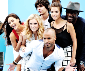 the 100, devon bostick, and ricky whittle image