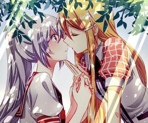 yuri, anime, and akuma no riddle image