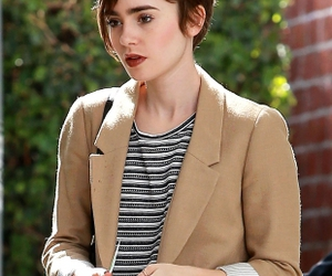 la, west hollywood, and lily collins image