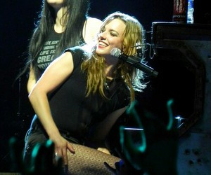 amy lee, evanescence, and girls image
