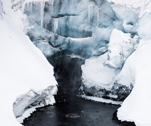 ice, game of thrones, and nature image