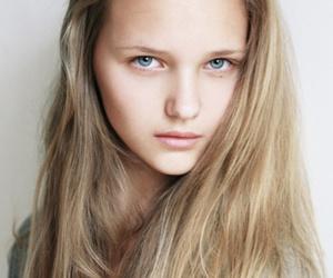 fashion, week, and hair image