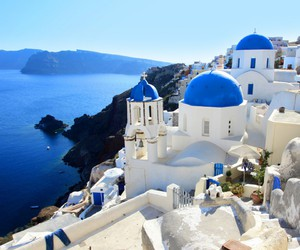 beautiful, life, and santorini image