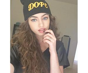 bad, dope, and make up image