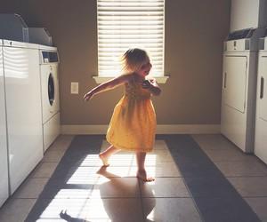 dance, dress, and kid image