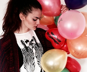 balloons, fashion, and glamour image