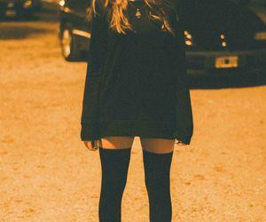 alone, black, and bad image