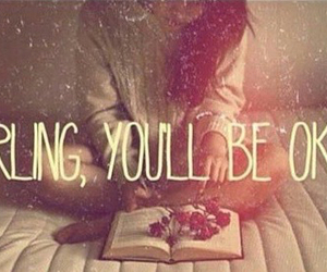 pierce the veil, quote, and darling image
